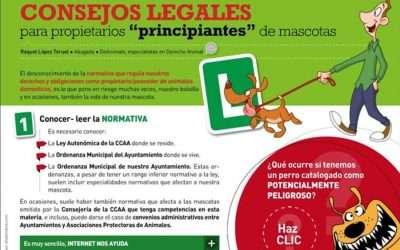Consejos Legales sobre Animales de Compañía para «PRINCIPIANTES»