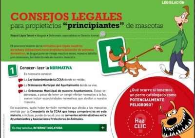 """Consejos legales sobre animales para """"PRINCIPIANTES"""""""