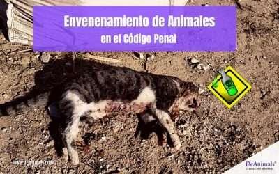 Envenenamiento de Animales en el Código Penal